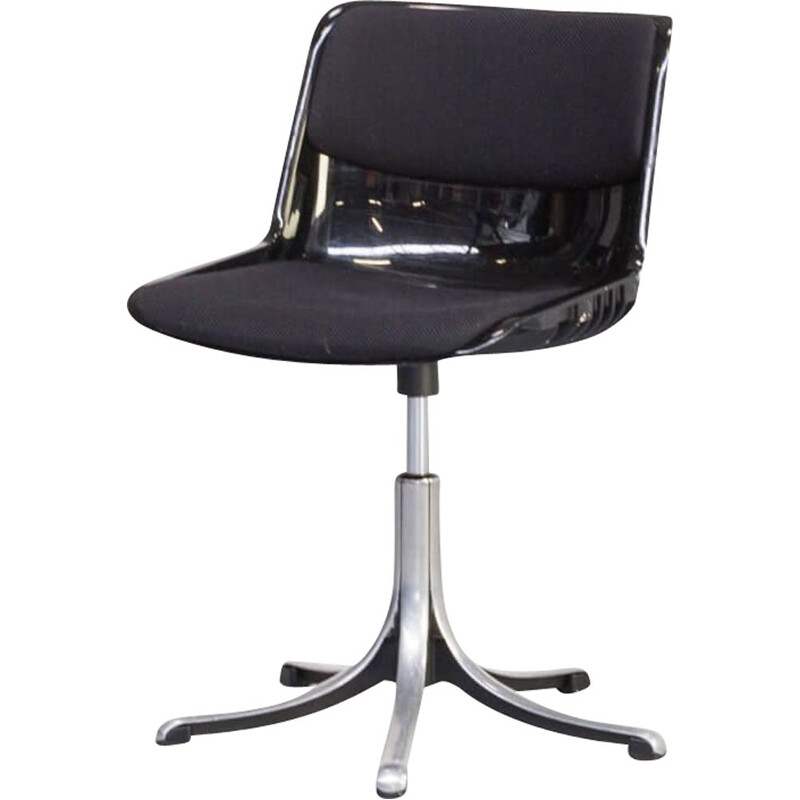 "Vintage ""modus"" desk chair by Osvaldo Borsani for Tecno 1970s"