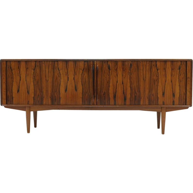 Vintage Sideboard Rosewood by Alf Aarseth for Gustav Bahus 1960s