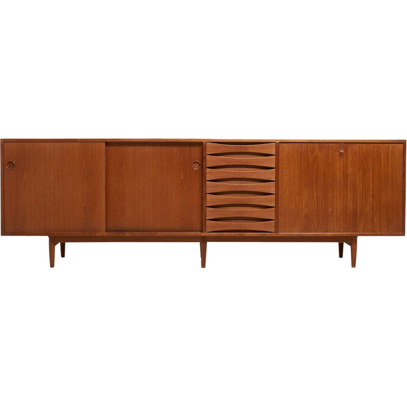 Vintage Sideboard Model 29 A by Arne Vodder for Sibast Furniture, Denmark - 1959