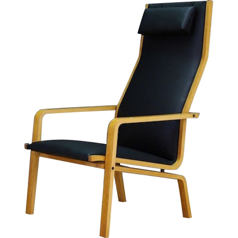 Vintage armchair by Arne Jacobsen for Fritz Hansen 1970s