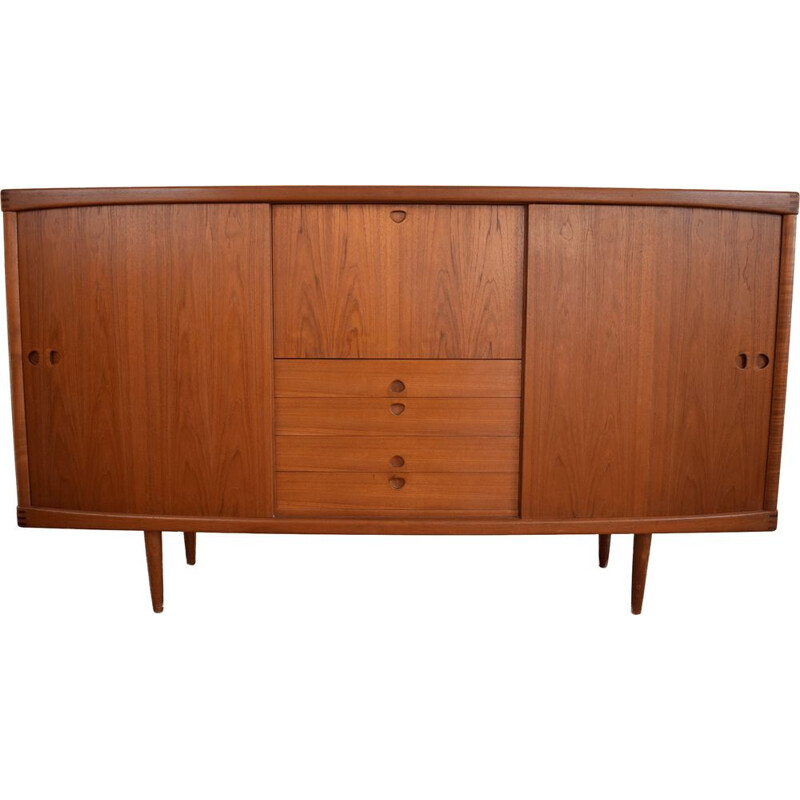 Mid-Century Cabinet by H. W. Klein for Bramin Danish