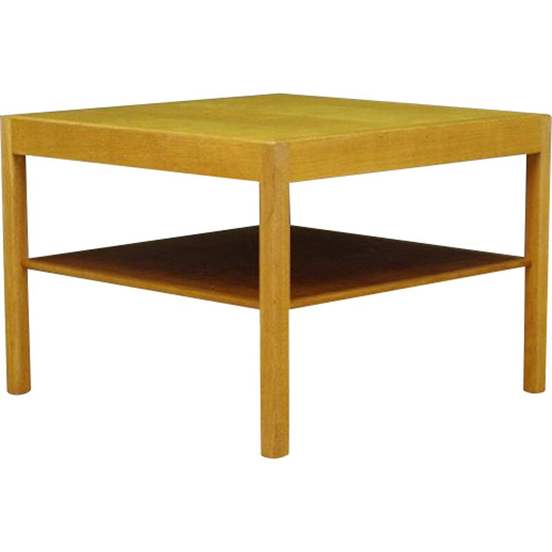 Vintage coffee table by Hans J. Wegner, 1950s