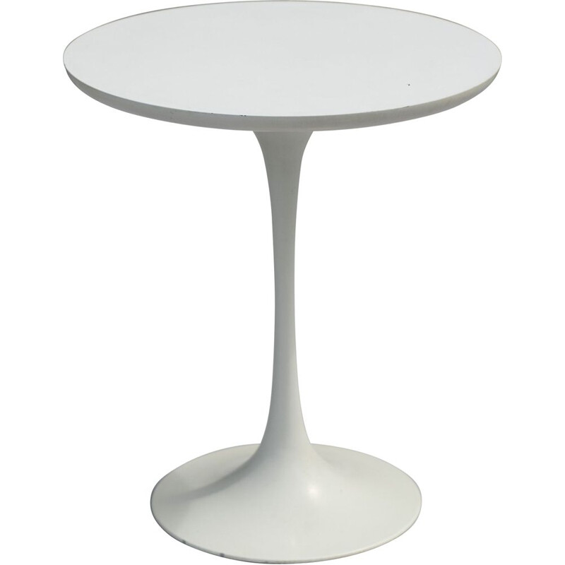 Vintage Tulip side Table by Maurice Burke for Arkana.