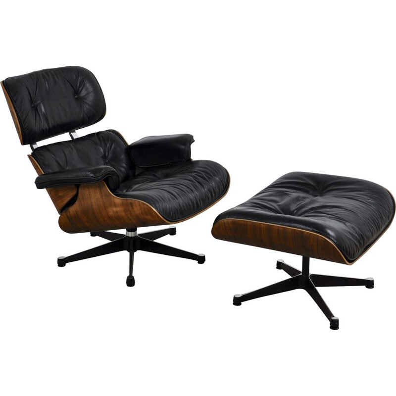 Vintage Lounge chair by Charles and Ray Eames for Vitra, 2006