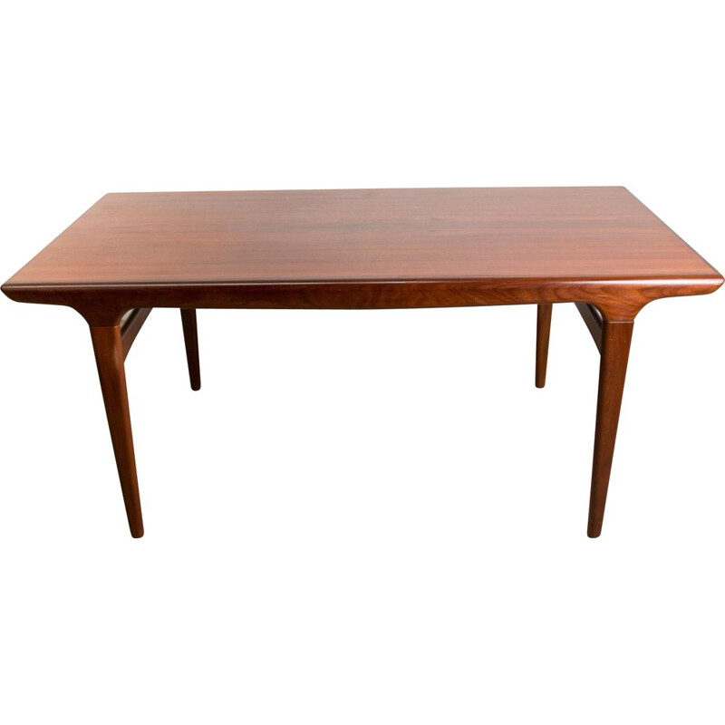 Vintage Teak Dining Table by Johannes Andersen Danish 1960