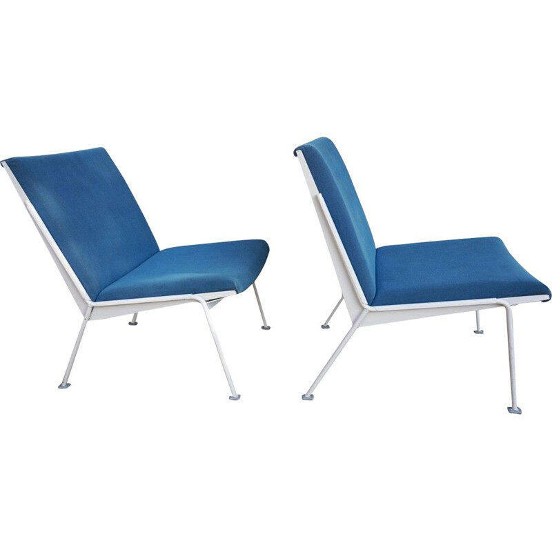 Pair of Vintage Oase chairs by Wim Rietveld for Ahrend de Cirkel