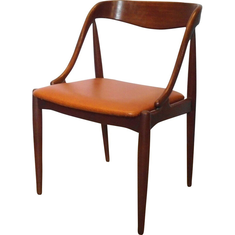 Vintage Chair Johannes Andersen Danish 1960
