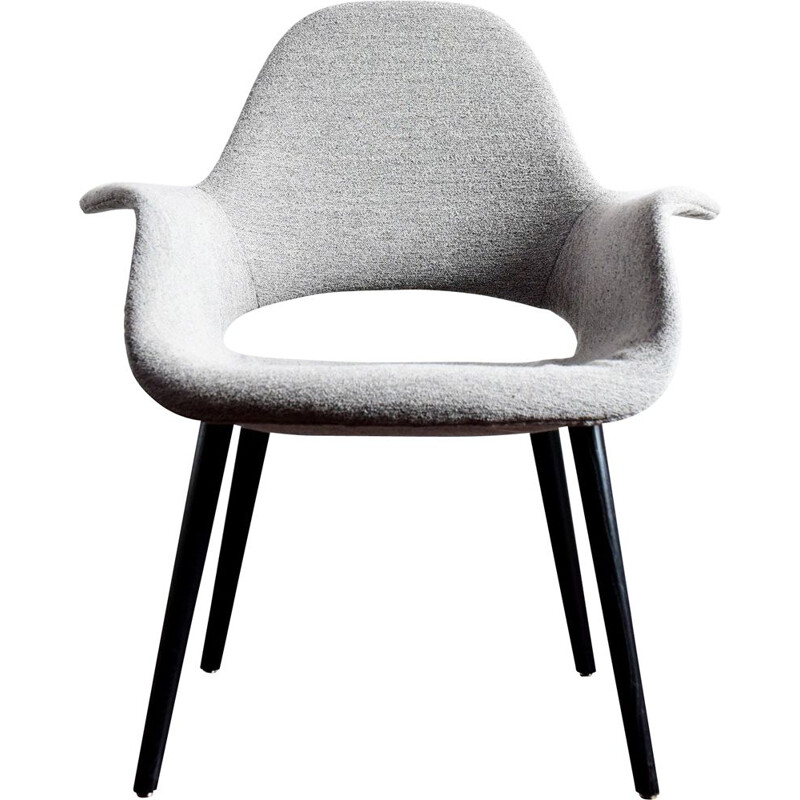 Vintage Organic chair designed by Eero Saarinen & Charles Eames