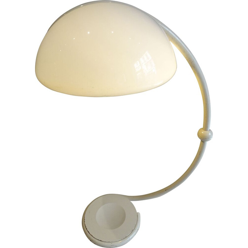 Vintage floor lamp by Elio Martinelli pour Martinelli Luce