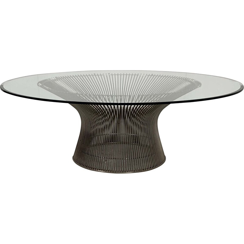 Coffee Table by Warren Platner for Knoll, 1970s