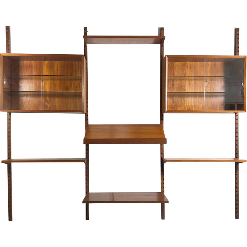 Vintage Royal System bookcase by P. Cadovius, 1960