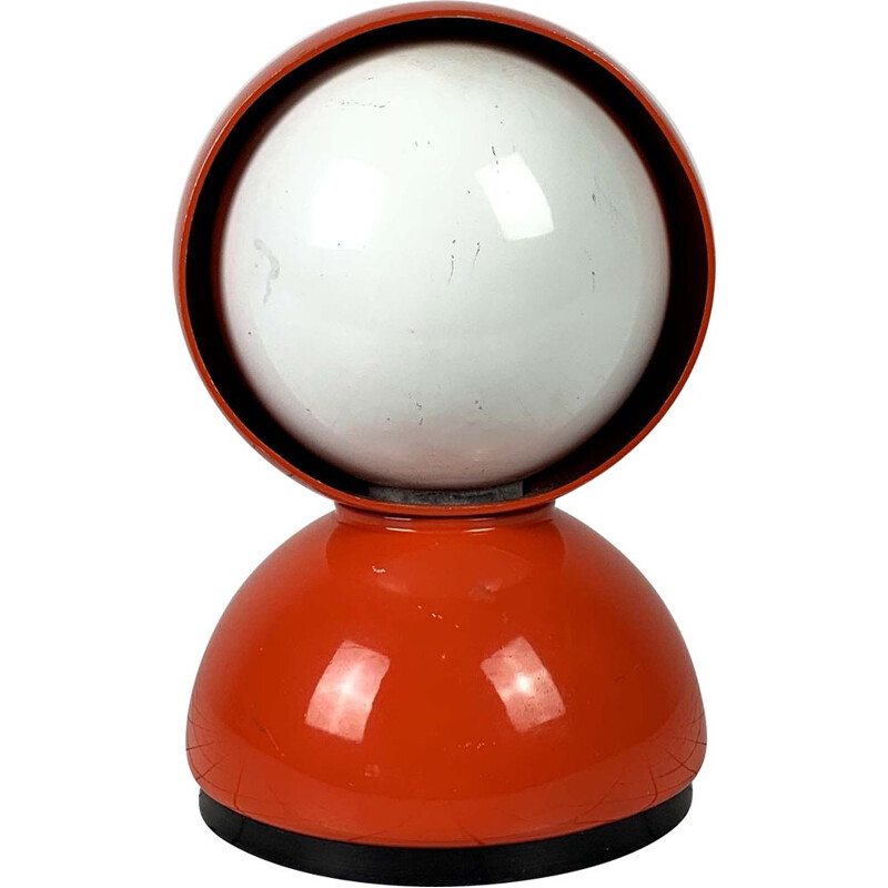 Vintage Eclisse Table Lamp by Vico Magistretti for Artemide, 1960s