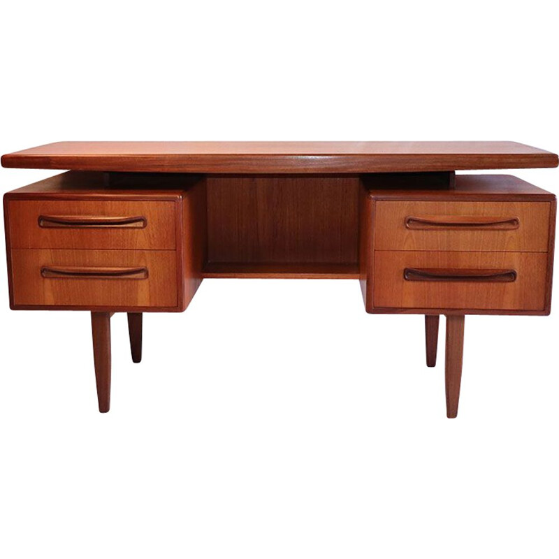 Desk and stool vintage teak  G-Plan Scandinavian 1960's