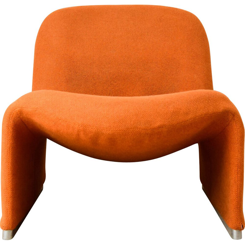 Vintage Alky easy chair by Giancarlo Piretti for Castelli 1970