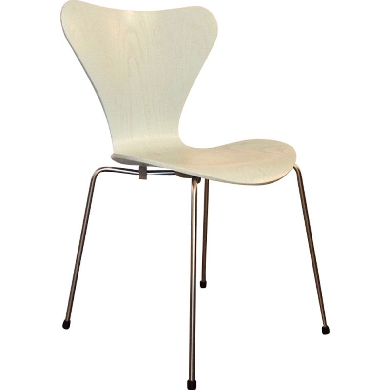 Vintage Butterfly Chair by Arne Jacobsen for Fritz Hansen