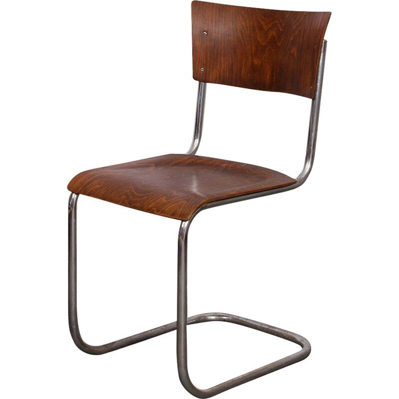 Vintage chair by Mart Stam for Kovona, 1940