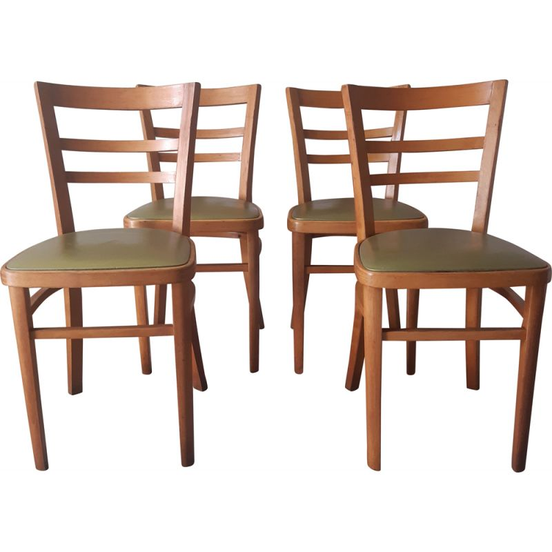 Vintage Ben Of Stowe Dining Chairs 1971