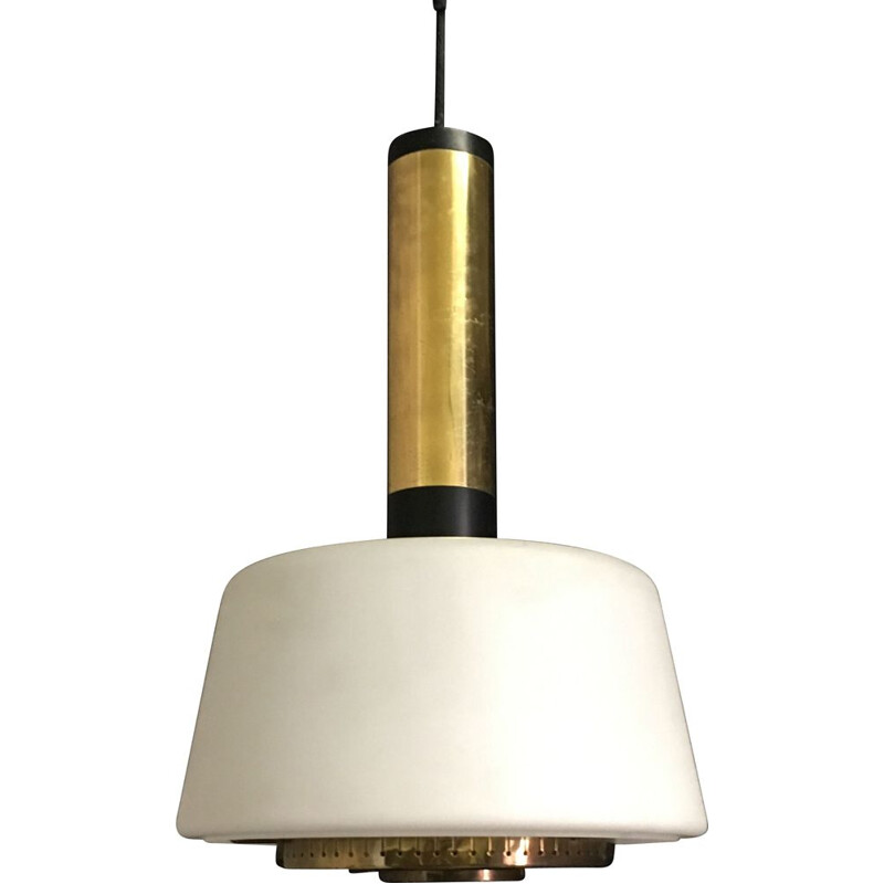 Vintage ceiling light Model 1192 from Stilnovo, Italy, 1966