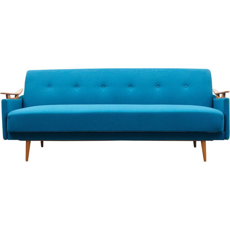 Vintage fold-out sofa 1960s