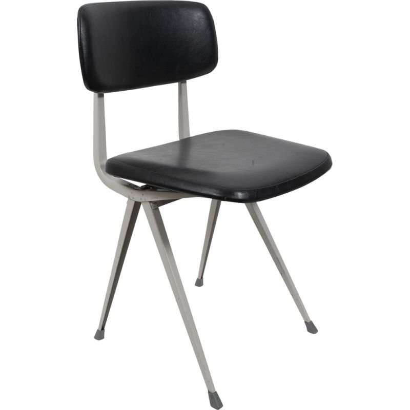 Vintage dining chair by Friso Kramer