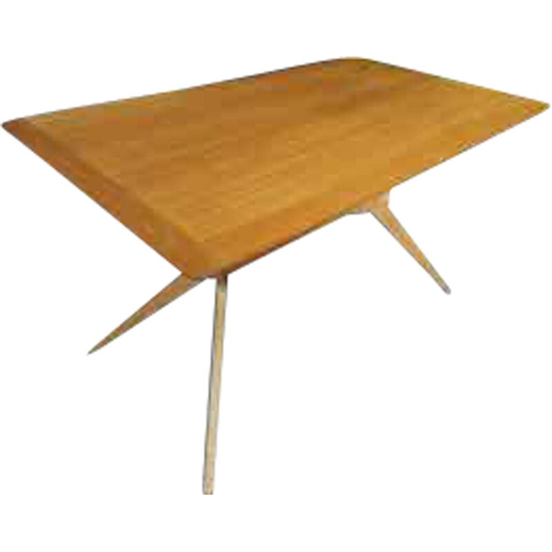 Mid Century Helicopter Table by E Gomme for G Plan 1960