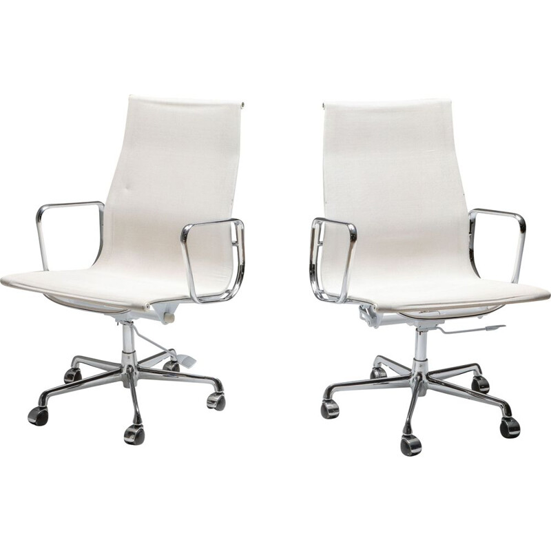 Pair of Vintage Office Chair - Charles Eames 1980s