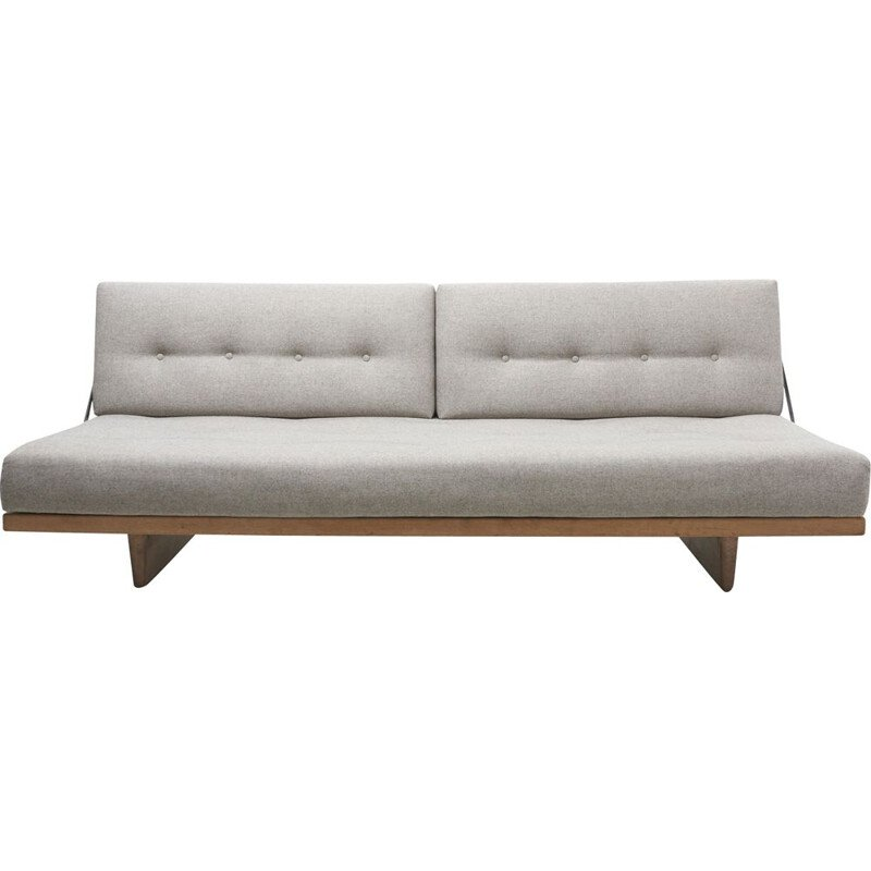 Vintage Sofa Bed Model 191 by Børge Mogensen for Fredericia, Denmark 1950s