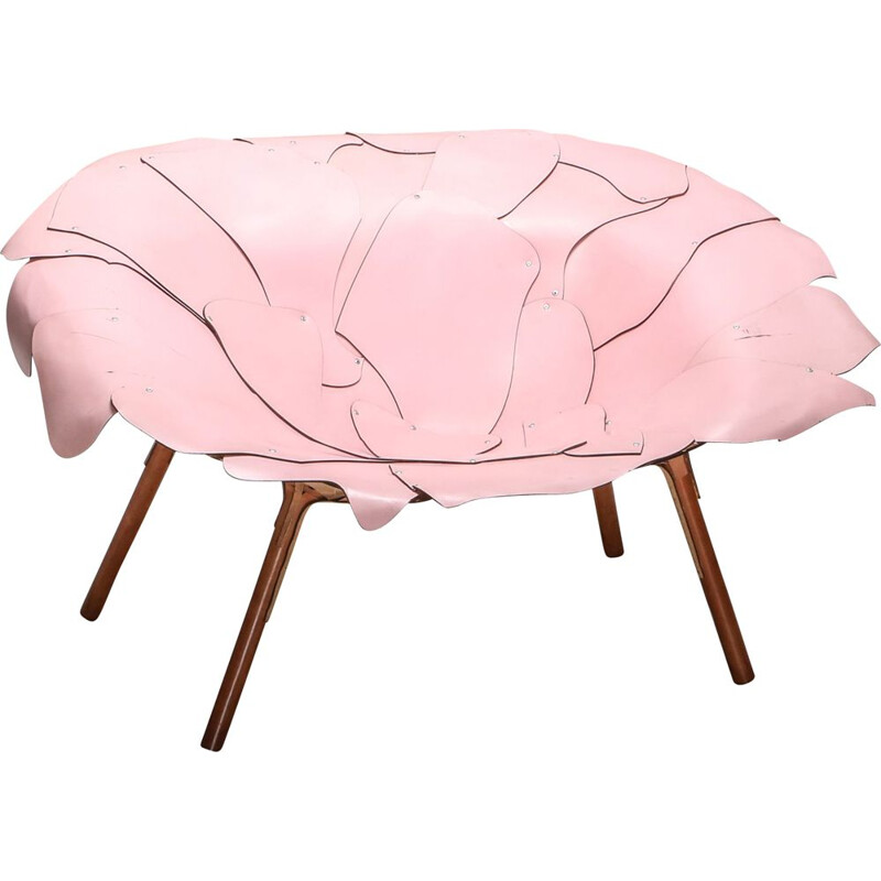 """Vintage """"Aguape"""" Seat Object by Campana Brothers for Edra  2008"""
