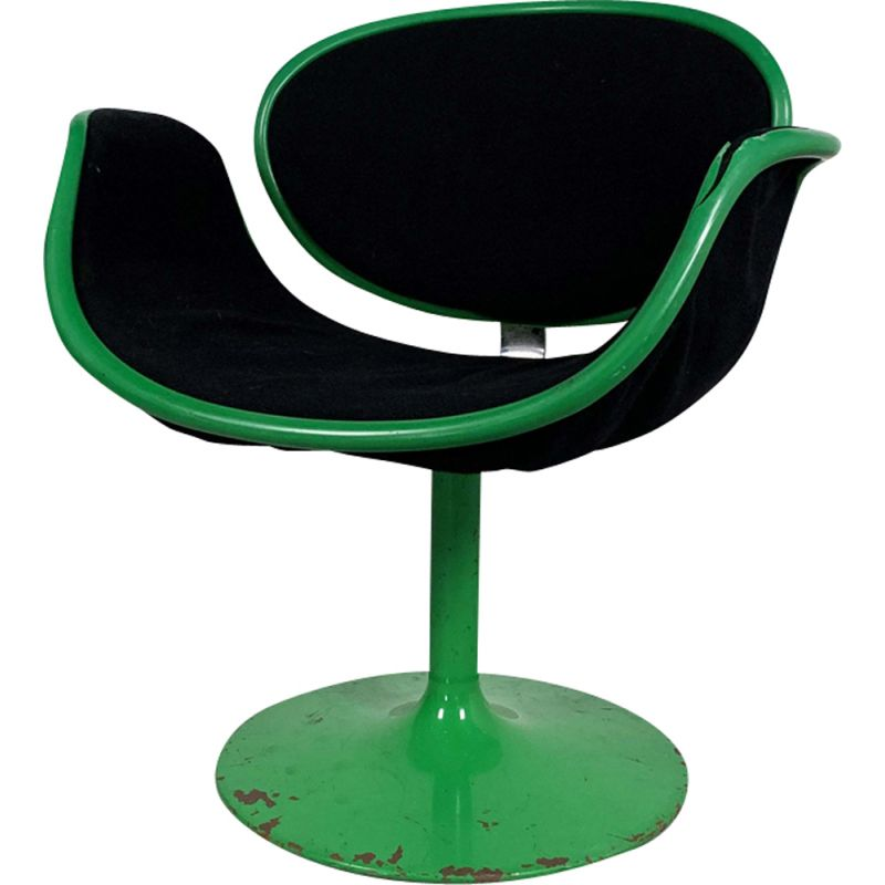 Vintage Little Tulip Chair  1st Edition by Pierre Paulin for Artifort, 1960s