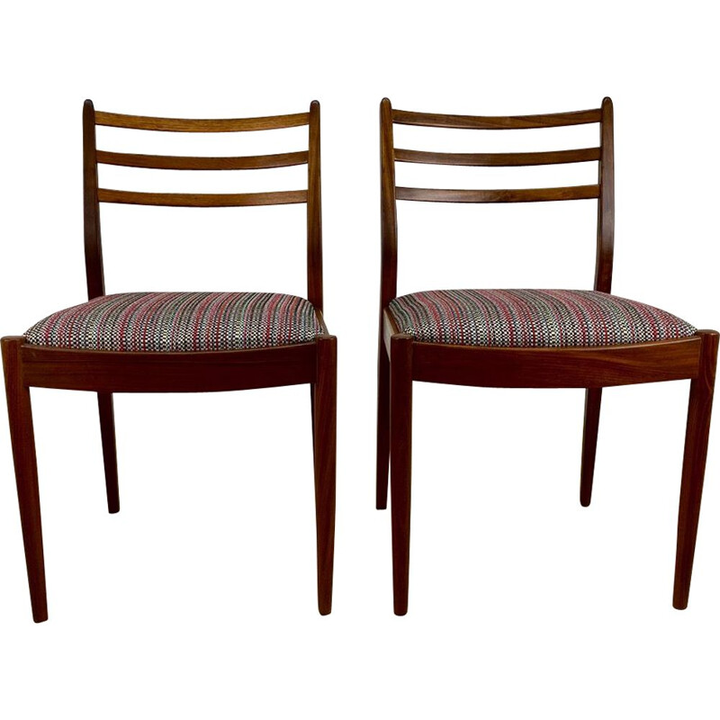 Mid Century pair of Site Chairs by G-Plan 1960s