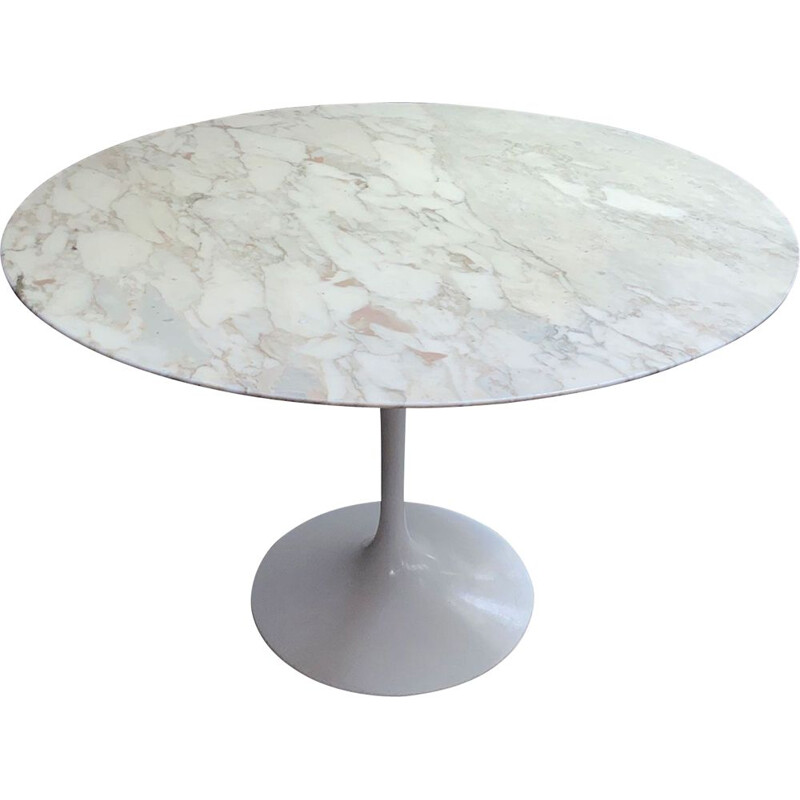 Vintage table Eero Saarinen by Knoll