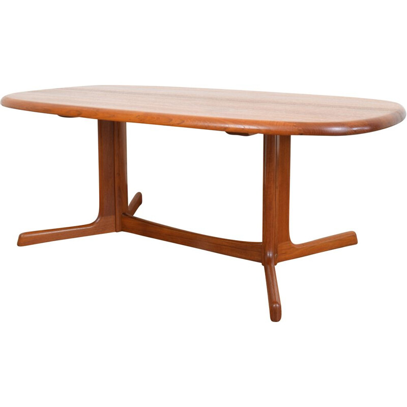 Mid-Century Teak Coffee Table from Dyrlund,Danish  1970s