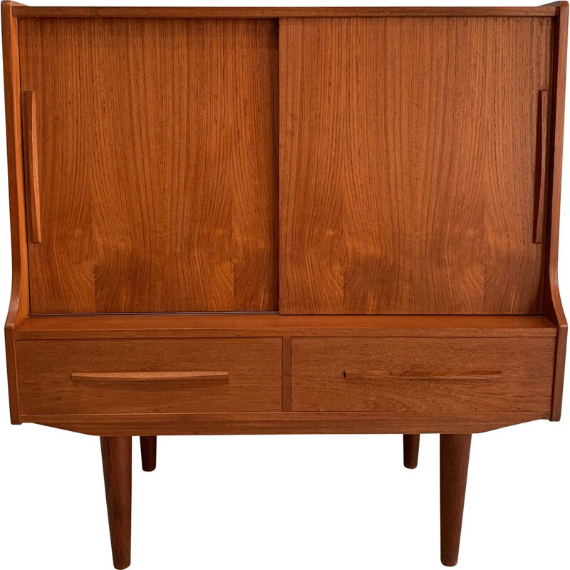 Vintage highboard danish 1960