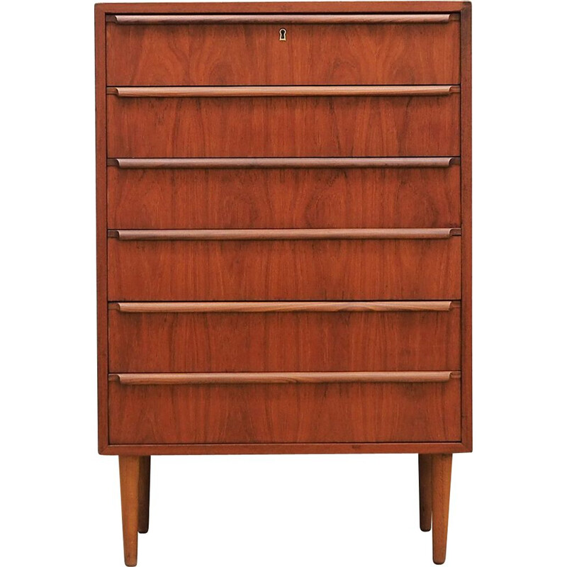 Vintage teak chest of drawers Osakeyhito 1970