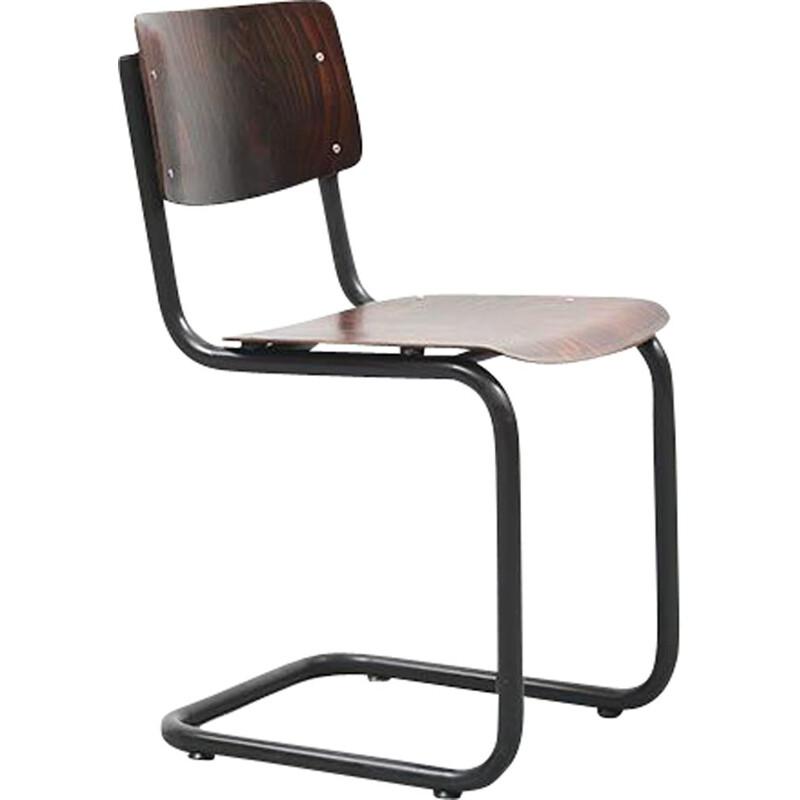 Vintage Pagholz chair in S Ebony Anthracite