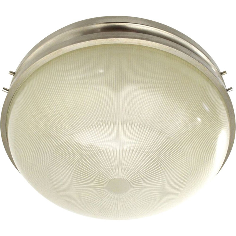Vintage 'Sigma' ceiling light by Sergio Mazza for Artemide, 1960s