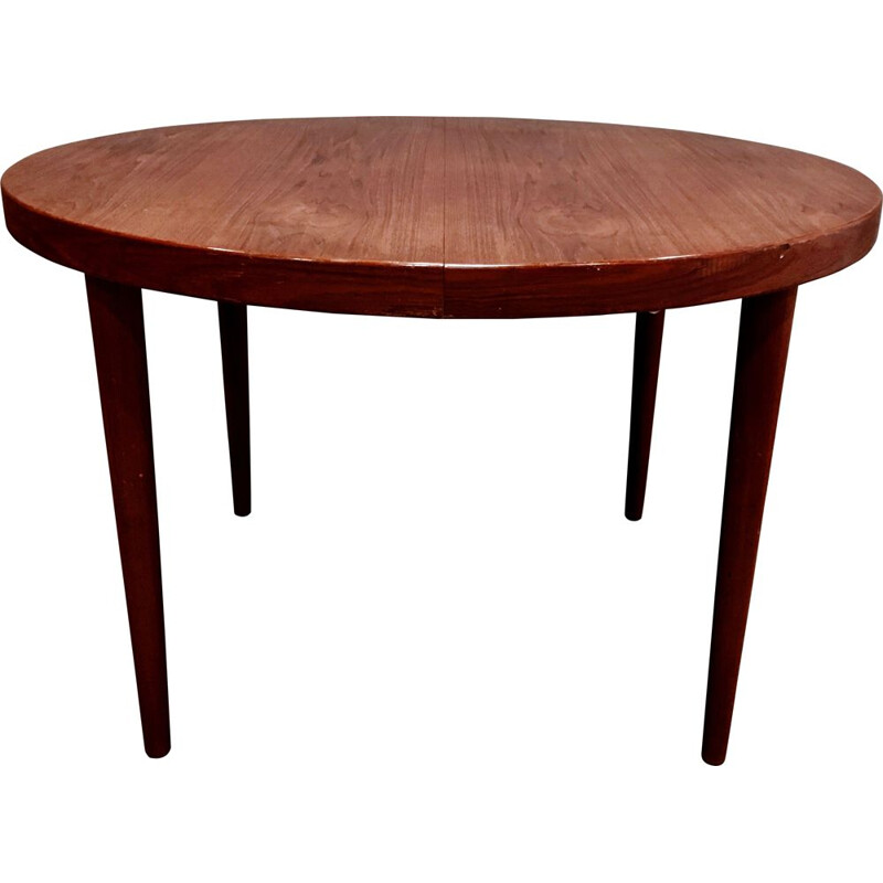 Vintage teak high table Kai Kristiansen scandinavian 1950