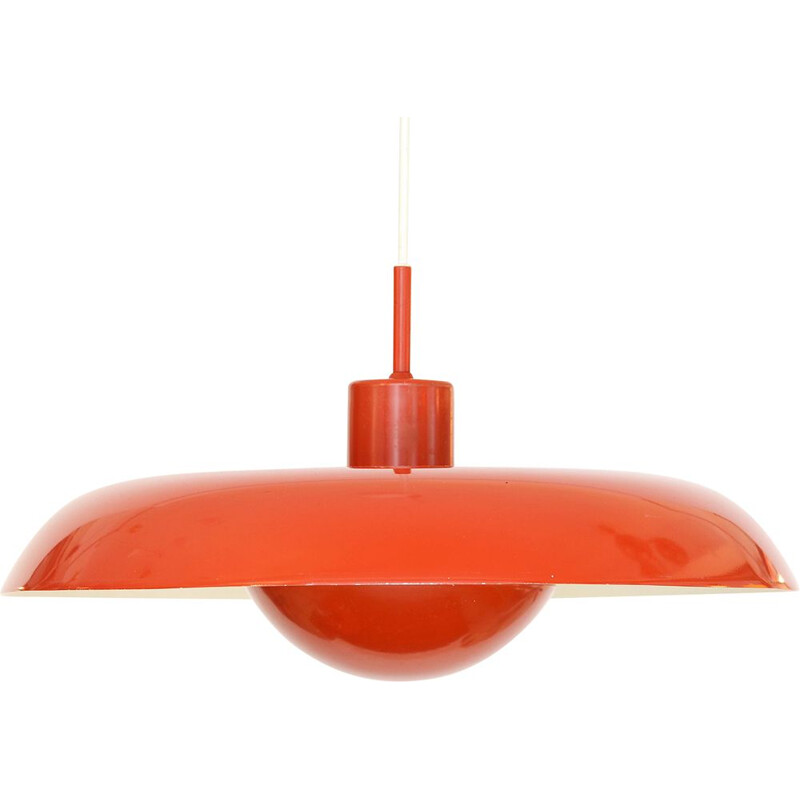 Vintage light RA 40 pendant by Piet Hein for Lyfa. Denmark 1960
