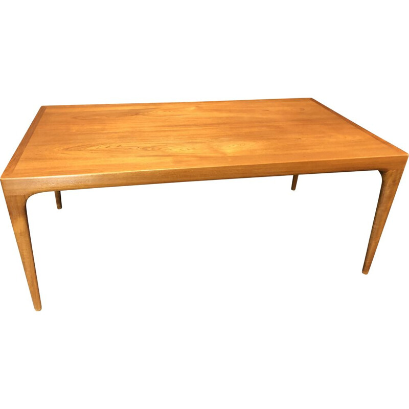 Vintage dining table johannes Andersen 230cm
