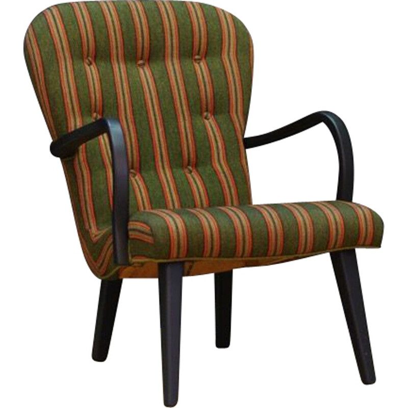 Vintage Armchair Unique Danish 1970
