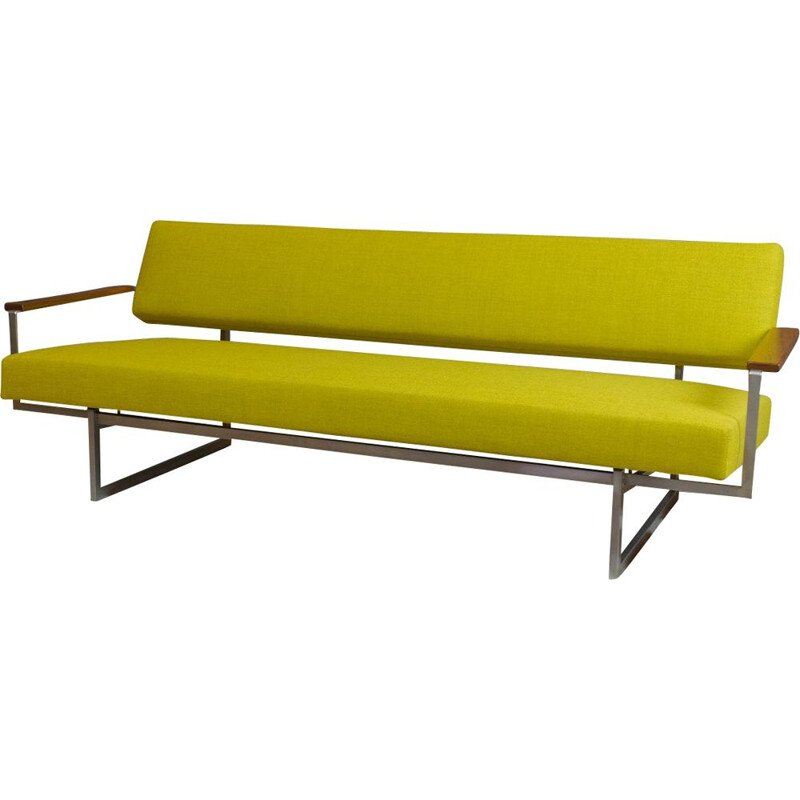 Vintage Lotus sofa in yellow Rob Parry Dutch