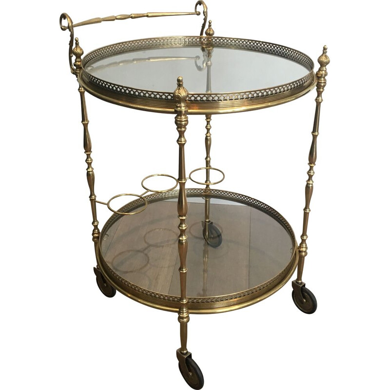 Set Table Neoclassical Brass 1940