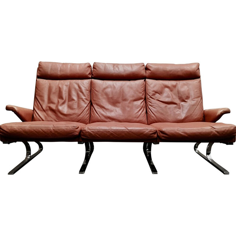 Vintage top-of-the-range sofa by Reinhold Adolf by Cor 1960