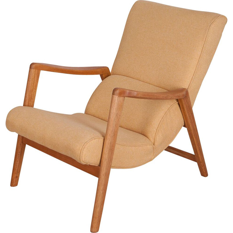 Vintage Armchair Model 411 Siesta by Victor Wilkins for G-Plan, 1960s