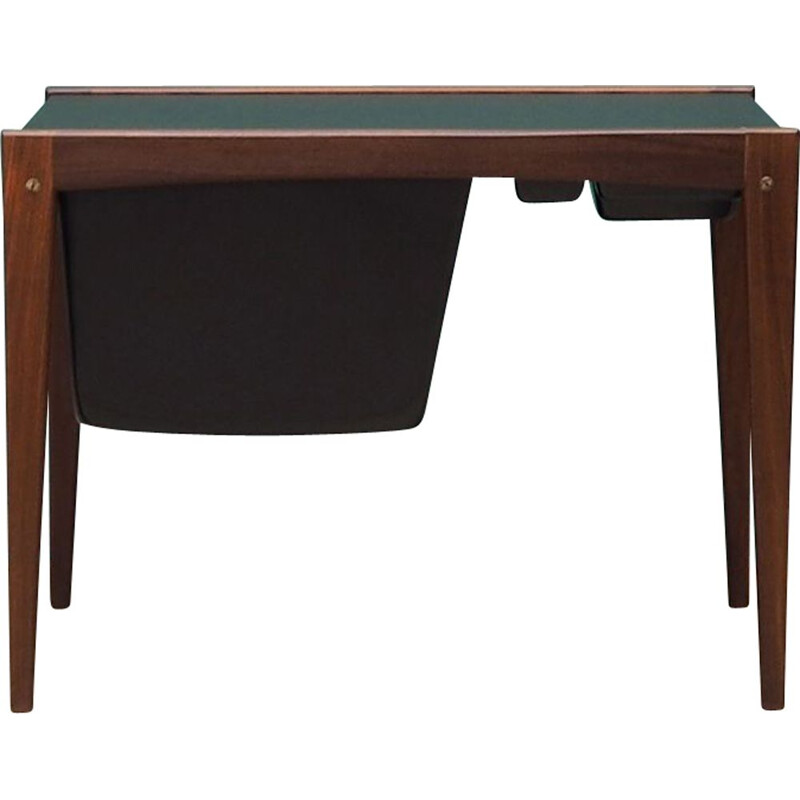 Vintage Sewing teak table, Danish 1960
