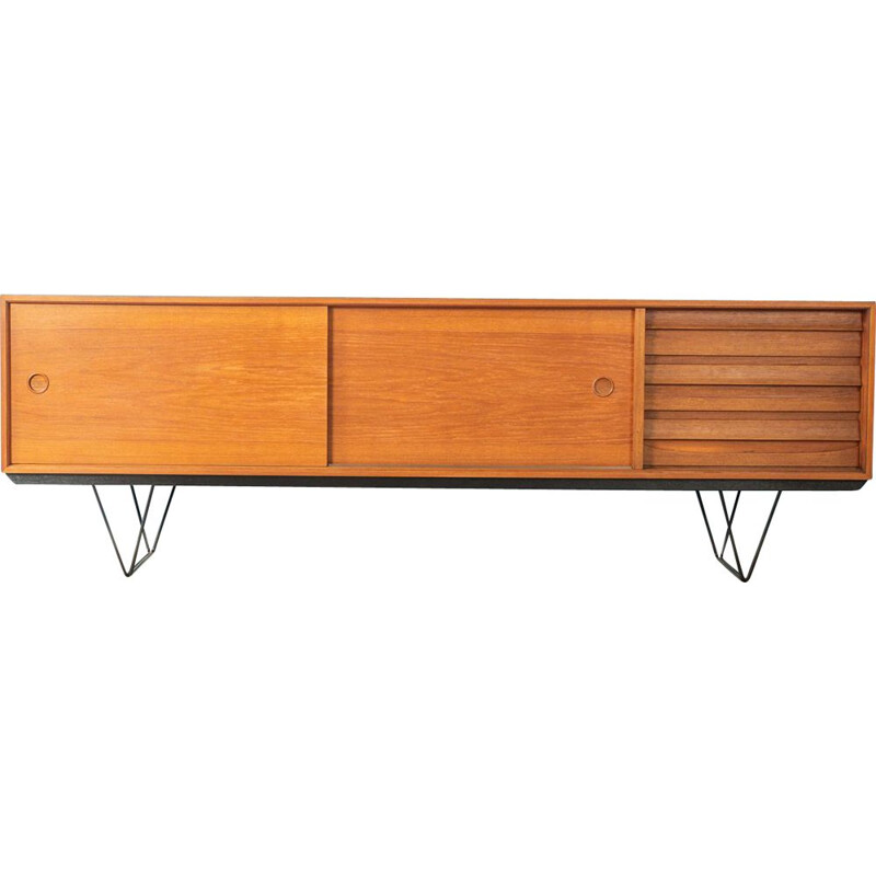 Vintage Sideboard walnut 1950
