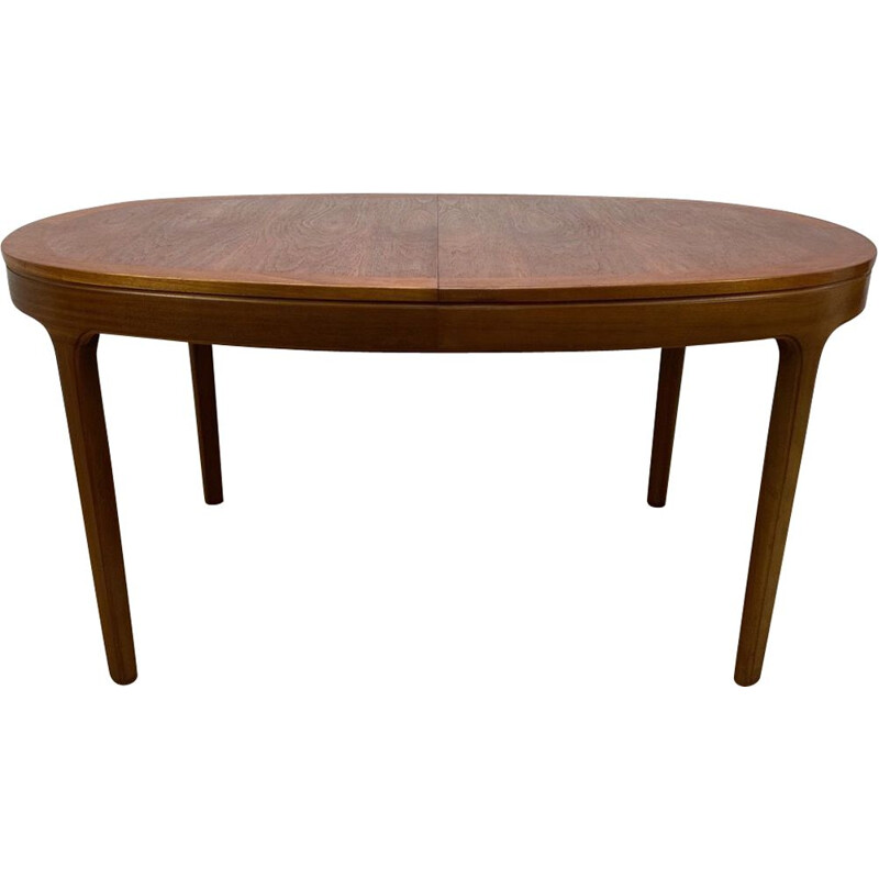 Mid Century Teak Dining Table 1960