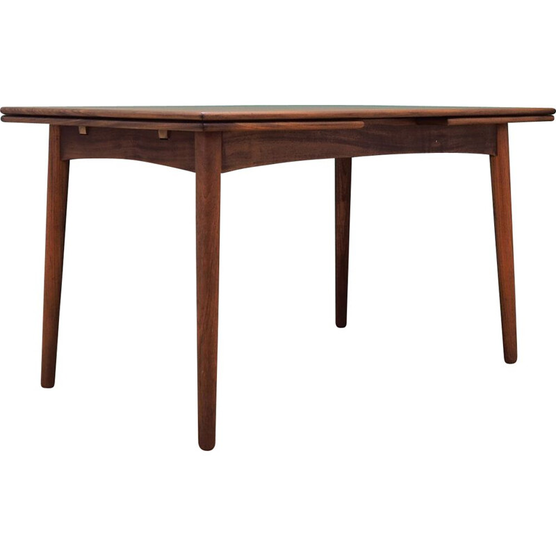Danish design table in teak 1970