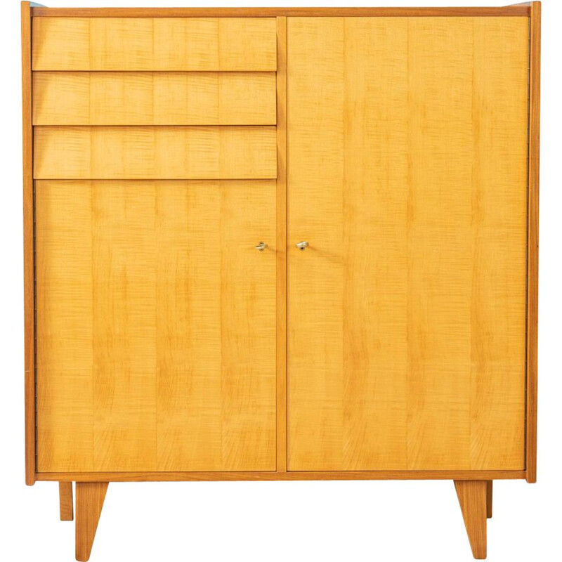 Vintage Chest of drawers walnut 1960s