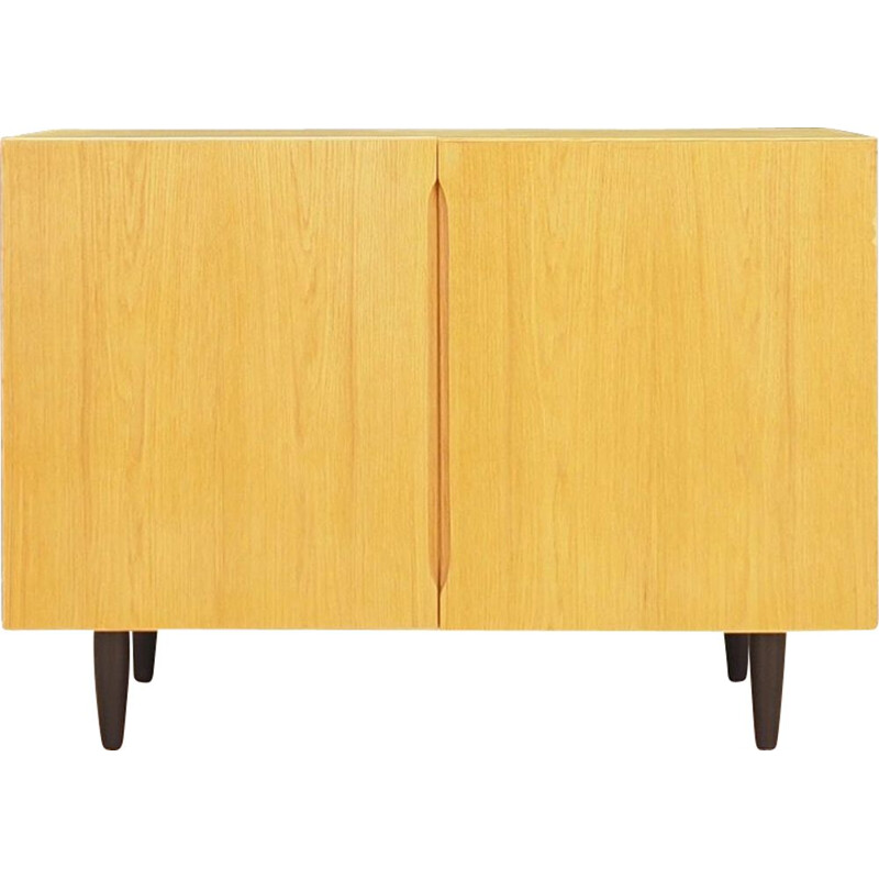 Vintage cabinet in ashwood, Danish 1970